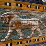 Babylonischer Löwe