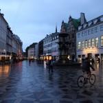 Abend in Kopenhagen