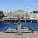 Streaking Stockholm