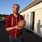 The biggest Kanelbullar